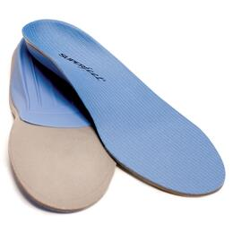 Superfeet Blue Trim-to-fit Footbed