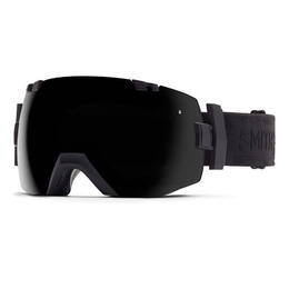 Smith I/O X Snow Goggles With Blackout/Red Sensor Lenses