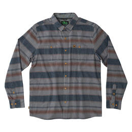 Hippy Tree Men's Crestline Long Sleeve Flannel