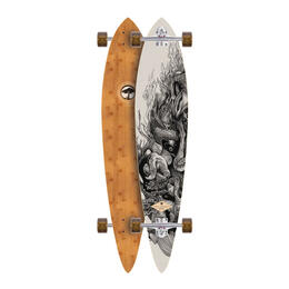 Arbor Timeless Bamboo Complete Longboard '16