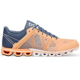 On Women's Cloudflow Running Shoes Almond