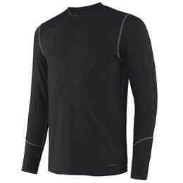 Terramar Men's Thermolator Baselayer Crew Top