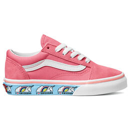 Vans Girl's Old Skool Casual Shoes Unicorns