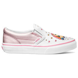 Vans Girl's Classic Slip On Unicorn Casual Shoes
