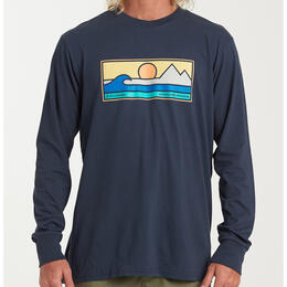 Billabong Men's Scenic Long Sleeve T-Shirt