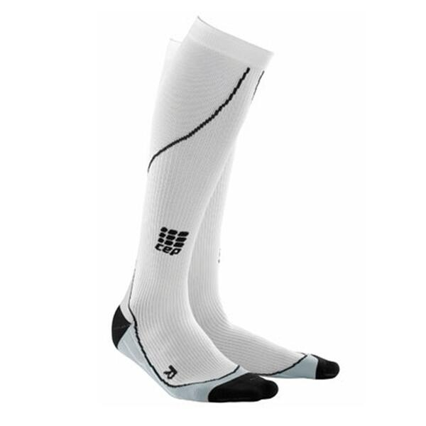 CEP Men's Progressive Compression Running Socks