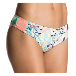 Roxy Women's Keep It Roxy Scooter Bikini Bottoms