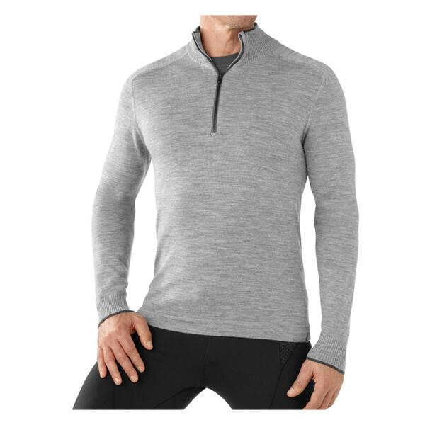 Smartwool Men's Sportknit Half Zip Sweater