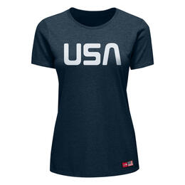The North Face Women's Ic Dome Fill Tri Blend T-shirt