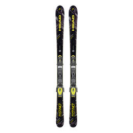 Head Men's Strong Instinct All Mountain Skis with PR 11 Bindings '17