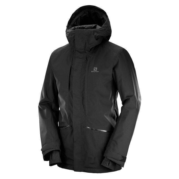 Salomon Men's Qst Snow Ski Jacket