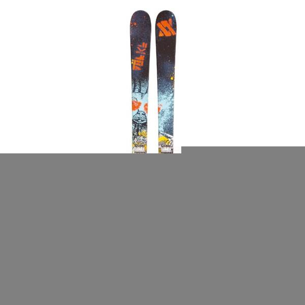 Volkl Wall Jr Skis With 7.0 Fastrak II Bindings '12