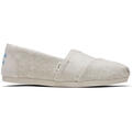 Toms Women's Classics Natural Felt Slip On