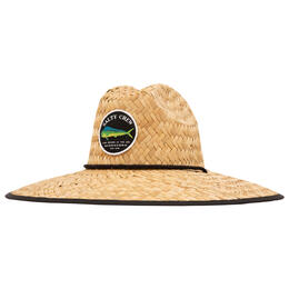 Salty Crew Men's Mahi Cover Up Straw Hat