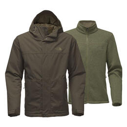 The North Face Men's Fordyce Triclimate Snow Jacket