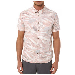 O'Neill Men's Seascape Woven Button Down Shirt