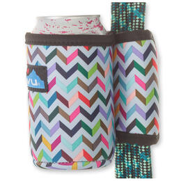KAVU Women's Bevon Strap Can Holder