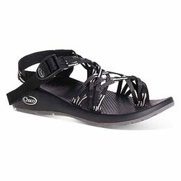 Chaco Women's ZX/3 Classic Sandals Scatter Black & White