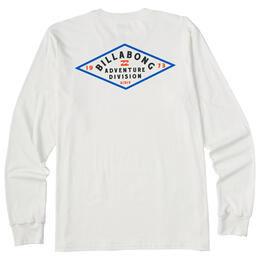 Billabong Boy's Tundra Long Sleeve T Shirt