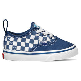Vans Kid's Authentic Elastic Lace Casual Shoes