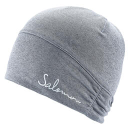 Salomon Women's Elevate Warm Beanie Grey
