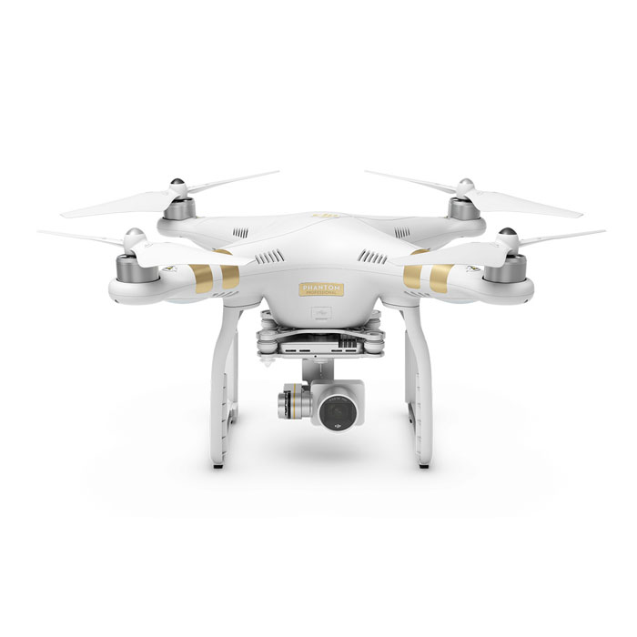 DJI Phantom 3 Professional Drone With 4K HD Camera And 3-Axis Gimbal -  784672983273