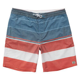 Billabong Men's Spinner LT Print Boardshorts