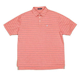 Southern Marsh Men's Harrington Striped Stripped Polo Shirt