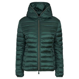Save The Duck Women's Iris Insulated Hooded Jacket