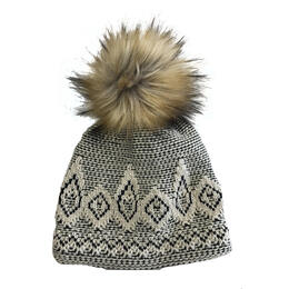 Screamer Women's Diamond Beanie