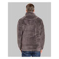 True Grit Men's Pebble Pile 1/4 Zip Pullove