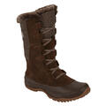 The North Face Women's Nuptse Purna Apres Boots   Brown Right Side