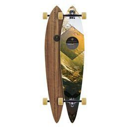 Arbor Walnut Timeless Photo Longboard