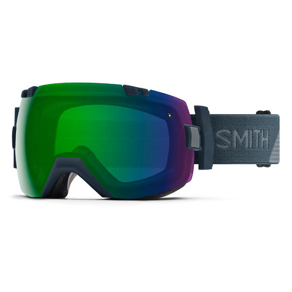 Smith I/OX Snow Goggles W/ Chromapop Green