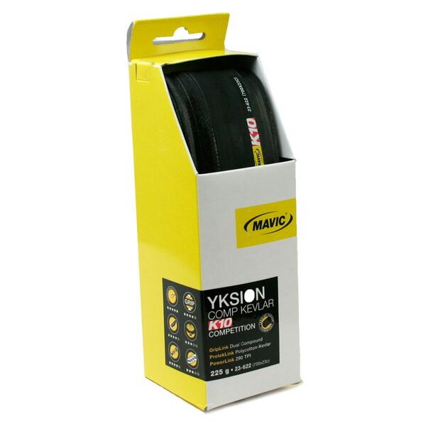 Mavic YKSION Comp Kevlar K10 Bicycle Tire