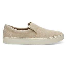 Toms Men's Lomas Casual Shoes Natural Heather