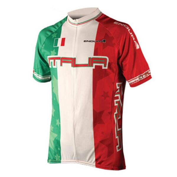 Endura Men's Coolmax Italy Cycling Jersey