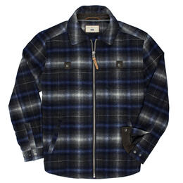 Dakota Grizzly Men's Fairbanks Flannel Coat