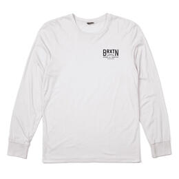 Brixton Men's Langley Long Sleeve T Shirt