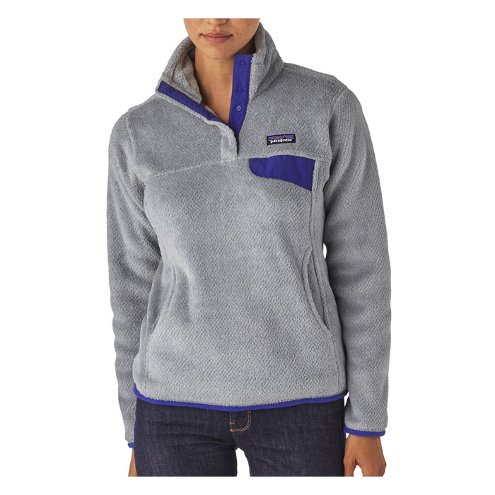 Patagonia Women's Re-tool Snap-T Fleece Pullover - Sun & Ski