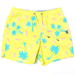 Party Pants Men's Testarossa Swim Trunks