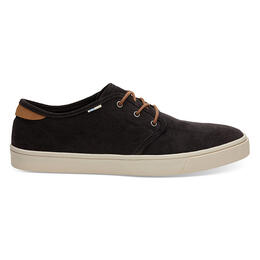 Toms Men's Carlo Casual Shoes Black