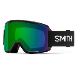Smith Squad Snow Goggles W/ Chromapop Green Mirror Lens