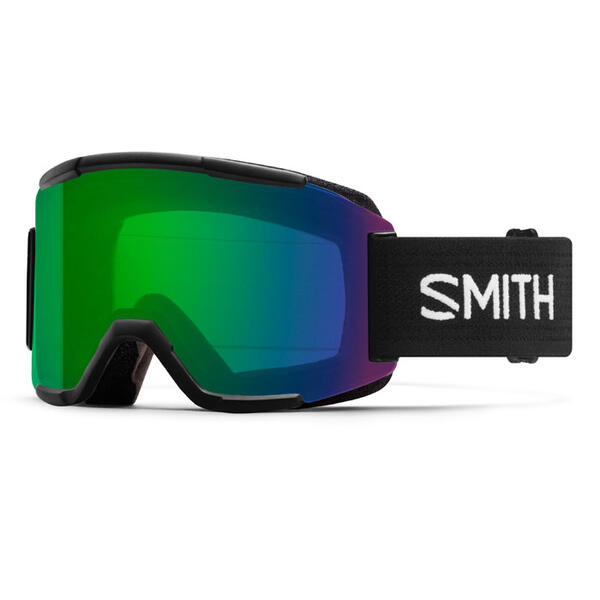 Smith Squad Snow Goggles W/ Chromapop Green