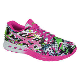 Asics Women's fuzeX Running Shoes White/Pink