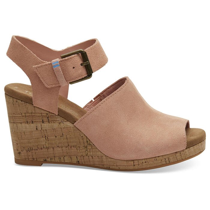 Toms Women's Tropez Wedges