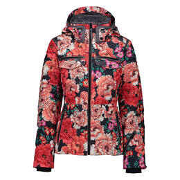 Obermeyer Women's Devon Down Jacket Print
