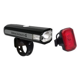 Blackburn Central 350 Micro Front + Click Usb Rear Light Set
