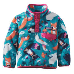 Patagonia Toddler Girl's Synchilla Snap-t P