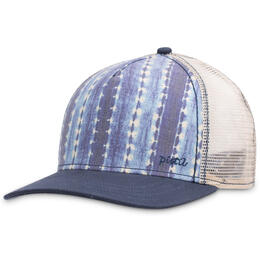 Pistil Designs Women's Shilo Tie Dye Trucker Hat